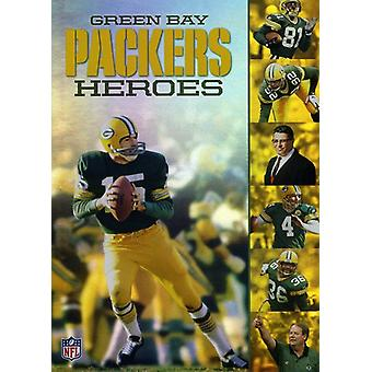 NFL Green Bay Packers Heroes [DVD] USA importerer
