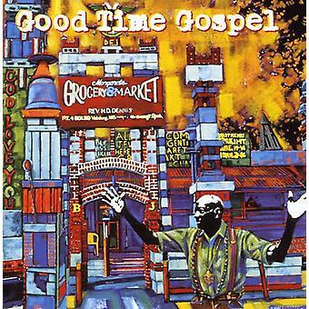 God tid evangeliet - god tid evangelium [CD] USA importerer