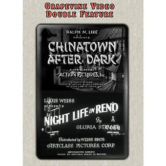 Chinatown After Dark (1931)/Night Life in Reno (19 [DVD] USA import