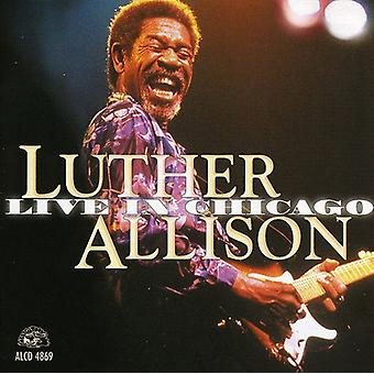 Luther Allison - Live in Chicago [CD] USA import