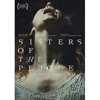 Søstre af pest [DVD] USA importerer