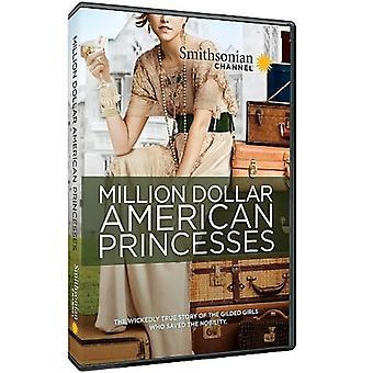 Million Dollar américain Princesses: Importer des USA Comp [DVD]