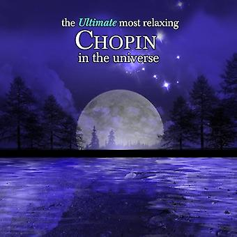 Ultimative mest afslappende Chopin i universet - den ultimative mest afslappende Chopin i universet [CD] USA importen