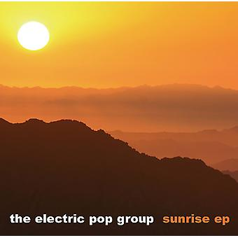 Elektrisk Pop gruppe - Sunrise EP [CD] USA import