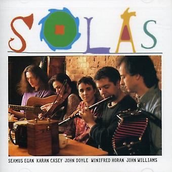 Solas - Featuring Seamus Egan [CD] USA import