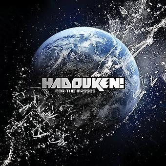 ¡Hadouken! -Para las masas [CD] USA importar