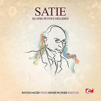 Satie - Quatre Petites Melodies [CD] USA import