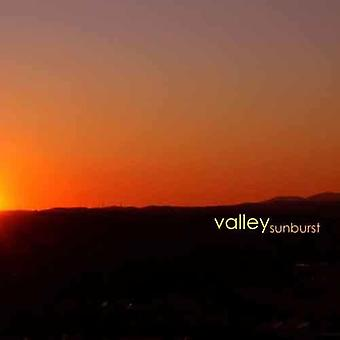 Valley - Sunburst [CD] USA importerer