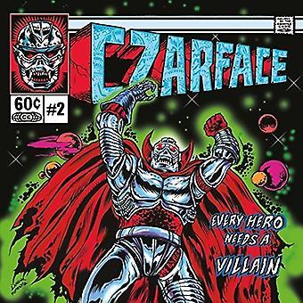 Czarface / Inspectah dæk & 7L & esoterisk - hver Hero behov en skurk [CD] USA import