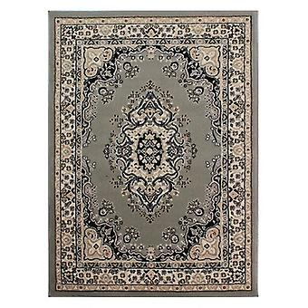Classic Silver Grey Traditional Rug - Element