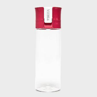 Rosa Brita fyllning & gå livsviktiga vattenflaska 600ml