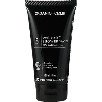 Green People Organic Homme 5 Cool Style Shower Wash