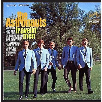 Importación de astronautas - Travelin'USA de los hombres [CD]