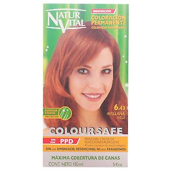 Naturaleza y Vida Coloursafe Permanent Dye # 6.43 Hazelnut 150 ml