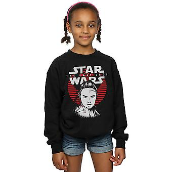 Star Wars Girls The Last Jedi Heroes Sweatshirt