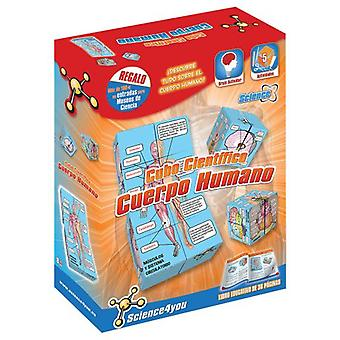 Science 4 You Cube scientific Human Body