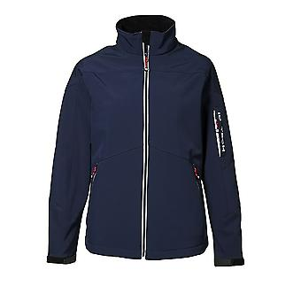 ID Womens/Ladies Full Zip Contrast Regular Fitting Soft Shell Jacket