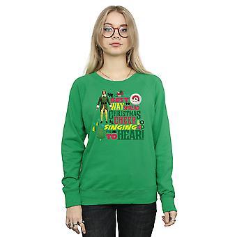 Elf Women's Christmas Cheer Sweatshirt