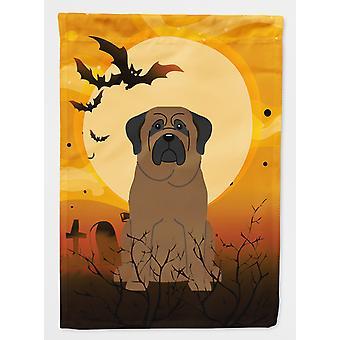 Carolines Schätze BB4350GF Halloween Bullmastiff Flagge Garten Größe