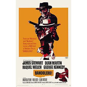 Bandolero Movie Poster (11 x 17)