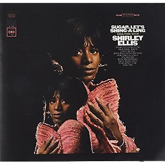 Shirley Ellis - Sugar Let's Shing-a-Ling [CD] USA import