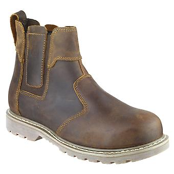 Amblers Steel FS165 Unisex Dealers Safety Boots
