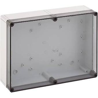 Build-in casing 130 x 94 x 81 Polycarbonate (PC), Polystyrene (EPS) Light gre
