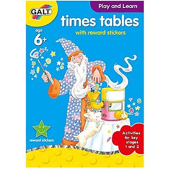 Galt Play and Learn- Times Tables