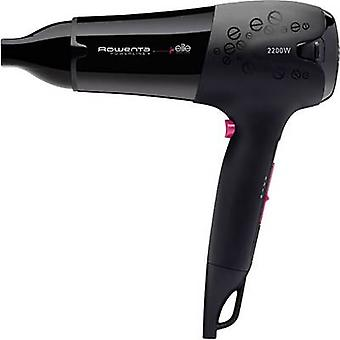 Hair dryer Rowenta CV5012 Powerline Elite Haartrockner Black, Pink