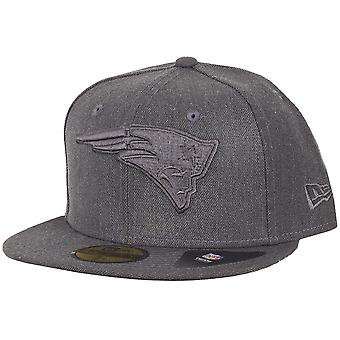 New era 59Fifty Casquette - New England Patriots gris GRAPHITE