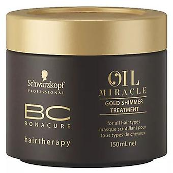 Schwarzkopf Professional Treatment Oil Miracle Gold Shimmer Bonacure 150 ml