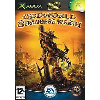 Oddworld Strangers Wrath (Xbox)