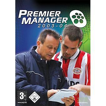 Premier Manager 2003-2004 (PC)
