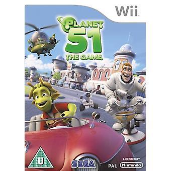 Planet 51 (Nintendo Wii)