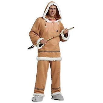 Eskimo kostume