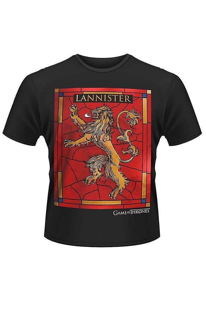 GAME OF THRONES - HOUSE LANNISTER - T-Shirt Men's[2XL]