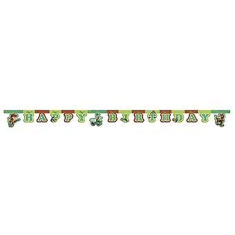 The good Dinosaur Dino Arlo & spot party Garland banner 1 piece children birthday theme party