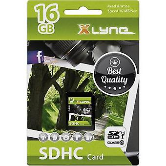 Xlyne 7316000 SDHC Karte 16 GB Class 10, UHS-ich