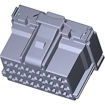 TE Connectivity Socket enclosure - cable MCP Total number of pins 18 6-968974-1 1 pc(s)
