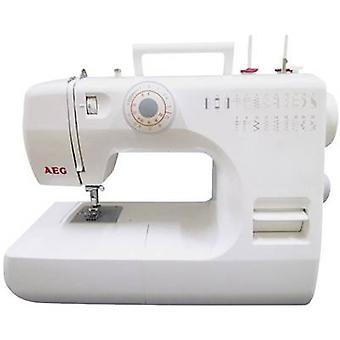 AEG Sewing machine NM 122 X White