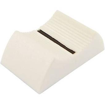 Cliff CP3365 curseur blanc (L x l x H) 27 x 16 x 7 mm 1 PC (s)