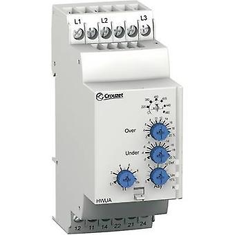 Crouzet 84873026 HWUA fase control de relé
