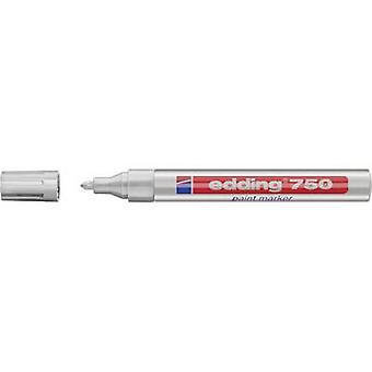 Edding Paint marker 4-750054 Silver 2 mm, 4 mm 1 pc(s)