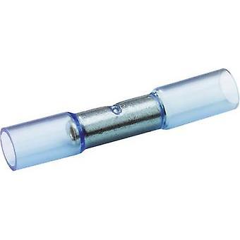 Butt joint + heatshrink 1.50 mm² Insulated Blue