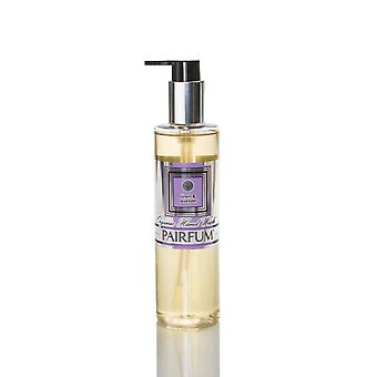 Organic Hand Wash & Hand Oil ( 2in1 is Best ) - Unisex - by Pairfum - Perfume: Linen & Lavender - 250ml - Gently Cleanse and Moisturise Your Skin while you wash your hands - Rich in Organic / Natural Essential Oils - Ideal for dry or sensit