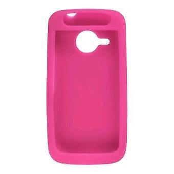 5-pack-trådlösa lösningar silikon Gel skinnfodral till HTC Eris Droid (vattenmelon)