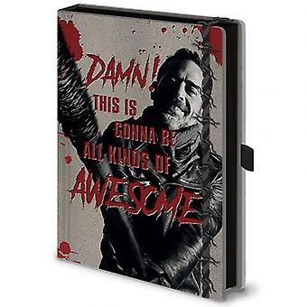 The Walking Dead Premium Notebook Negan