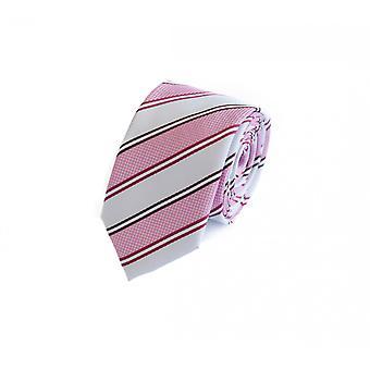Lazo lazo lazo lazo rosa 6cm blanco rojo rayas Fabio Farini
