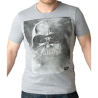 Star Wars Darth Vader gris T-Shirt T-Shirt
