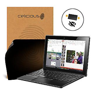 Celicious Privacy 2-Way Anti-Spy Filter Screen Protector Film Compatible with Lenovo IdeaPad MIIX 310